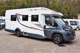 Roller Team T-Line 785, 2018, NEW, Auto, 150bhp, twin beds, double bed