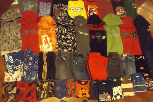 Lot of  Boys Clothing (40 ITEMS)