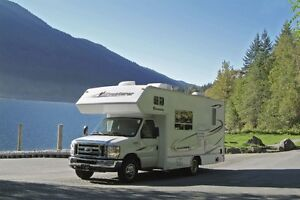 wanting to rent a motorhome for august long weekend