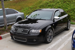 LOOKING FOR A AUDI S4 B6
