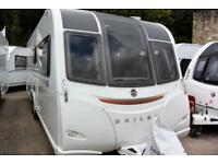 Bailey Unicorn Barcelona, 2017, 4 berth, fixed bed, large end washroom