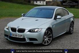 2008 BMW M3 V8 420BHP COUPE - 48,137m+CHERISHED CONDITION+SILVERSTONE II+MANUAL