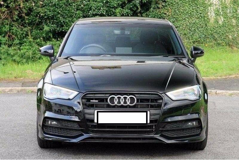Audi A3 8v Black Edition Sline Front End 2013 2014 2015