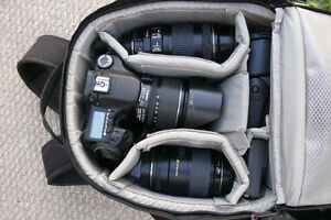 COMPLETE CANON CAMERA SET UP