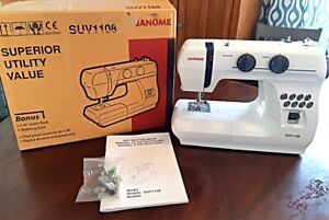 "*ELECTRIC SEWING MACHINE ""JANOME"" - SUPER DEAL INCL FABRIC*"