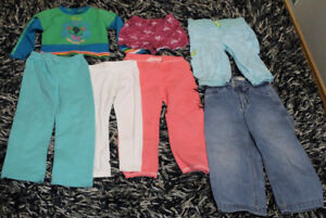 Girl's clothes size 4T