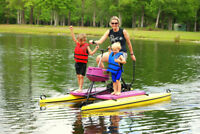 Water Bikes Rental. Book your Hydrobikes for Spring and Summer