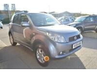 2009 DAIHATSU TERIOS 1.5 SE Auto 1 OWNER FROM NEW, FULL SERVICE HISTORY