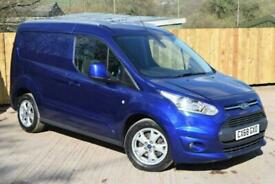 2018 Ford Transit Connect 1.5 TDCI 120PS 200 Limited Powershift Auto Panel Van D