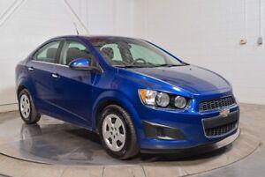 2014 Chevrolet Sonic LT AUTO A/C BLUETOOTH