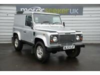 2004 Land Rover Defender County Hard Top Td5 stunning original example in out...
