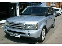 2006 Land Rover Range Rover Sport 2.7 TDV6 HSE 5d 188 BHP Estate Diesel Automati