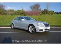 2010 Mercedes-Benz S Class 3.0 S350 CDI BlueEFFICIENCY 7G-Tronic 4dr