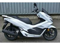HONDA PCX125 LOW MILEAGE 1 OWNER FROM NEW FSH