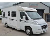 2008 CI Carioca 694 4 Berth Fixed Bed Motorhome For Sale