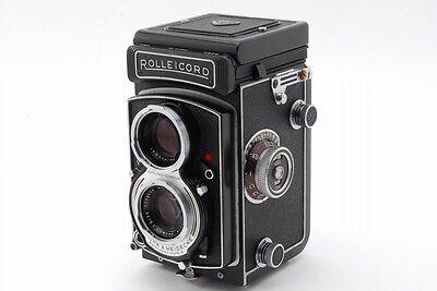 Пленочные фотокамеры 【AB- Exc】 Rolleicord Vb