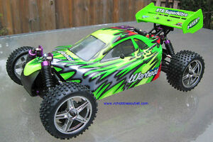 New RC Buggy / Car HSP WARHEAD Nitro 2-speed 4WD 2.4G City of Toronto Toronto (GTA) image 6