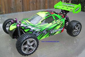 New RC Buggy / Car HSP WARHEAD Nitro 2-speed 4WD 2.4G City of Toronto Toronto (GTA) image 1