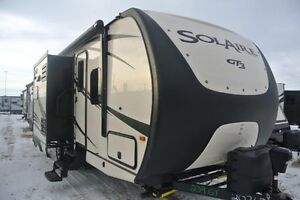 2016 Solaire 239DSBH GT Bunk Bed Travel Trailer