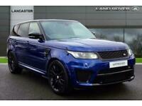 2017 Land Rover Range Rover Sport V8 SVR Auto Estate Petrol Automatic