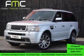 2006 Range Rover Sport 4.2 V8 HST Supercharged **Only 55,000 Miles - FSH**