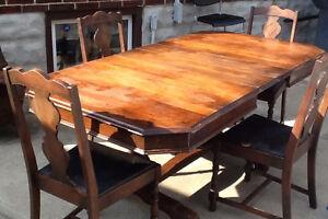 Antique Table set