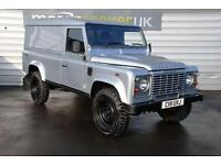 2011 Land Rover Defender 110 Hard Top TDCi boost wheels county pack 1 owner ...