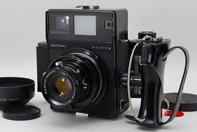 Пленочные фотокамеры 【NEAR MINT】 Mamiya UNIVERSAL