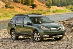Subaru Outback 2012-2014: WANTED