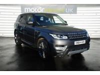 2014 Land Rover Range Rover Sport 3.0 SDV6 HSE 5dr Auto 21inch wheels 9000 do...
