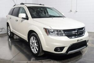 2015 Dodge Journey R/T A/C MAGS CUIR 7 PASS