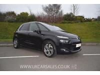 2013 Citroen C4 Picasso 1.6 e-HDi Airdream Exclusive+ 5dr
