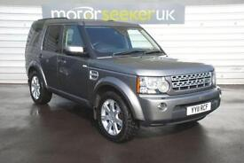 2011 Land rover Discovery 4 Commercial Sd V6 [245] Auto sat nav leather full ...