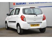 2017 Suzuki Celerio 1.0 SZ2 5dr Petrol white Manual