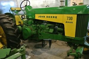 John Deere Antique tractors for sale!!