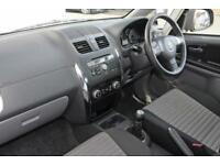 2014 Suzuki SX4 1.6 SZ5 4x4 5dr Petrol grey Manual