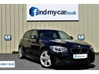 2013 13 BMW 120 2.0TD Sports Hatch M Sport