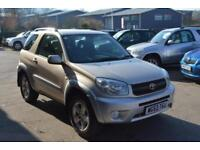 2004 TOYOTA RAV 4 2.0 XT3 Auto LOW MILEAGE FULL SERVICE HISTORY ONE OWNER