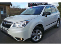 2014 SUBARU FORESTER 2.0 X BOXER D AWD - DEMO +1 OWNER - 5 SERVICES- GREAT SPEC