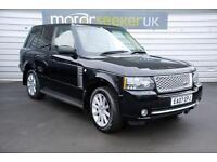 2007 Land Rover Range Rover 3.6 TDV8 VOGUE SE 4dr Auto 1 owner 55000 miles st...