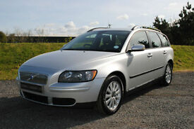 Volvo V50 2.4 S Estate Sportswagon