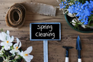 Doing spring cleaning got stuff you want gone fast and free