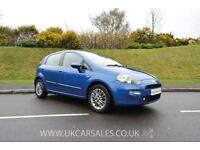2012 Fiat Punto 1.3 Multijet Lounge 5dr (start/stop)