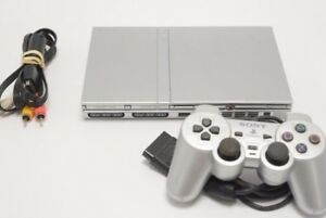 Sony play station 2 console slim