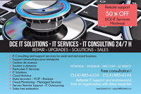 DCETechnology IT Consulting - West Island Montreal- Services