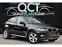 BMW X6 3.0 Diesel D xDrive30d * Black Sapphire + Oyster Nevada + Glass Roof+ etc