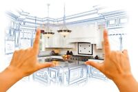 HOME RENOVATIONS-AFFORDABLE SERVICES-FREE ESTIMATION
