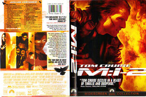 Mission Impossible 2 - Tom Cruise, Dougray Scott West Island Greater Montréal image 1