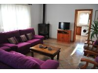 Beautiful holiday house for rent in Ibiza