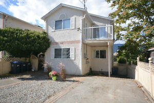 Full Duplex in Downtown Area
